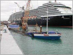 Porto Marghera- Dragaggio bacino portuale
