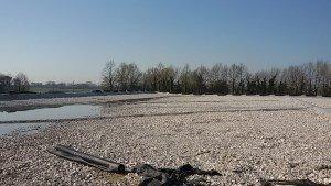 Vasca della discarica Moranzani
