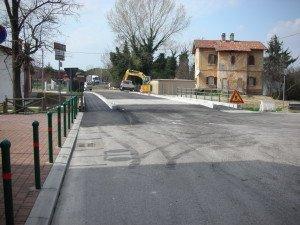 Ponte in via Oltrefossa